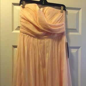 J Crew Shale Bridesmaid Dress